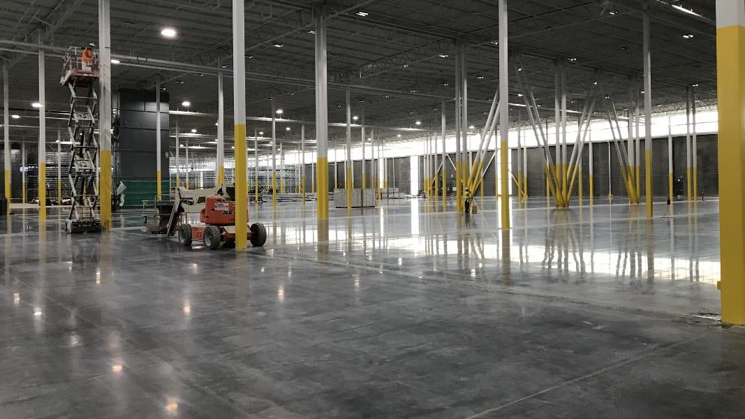 Treadwell Epoxy Flooring Polished Concrete Amp Terrazzo