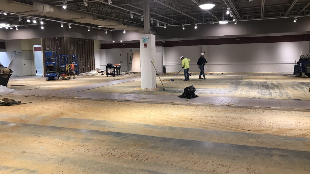 Specialty Commercial Flooring Services Treadwell