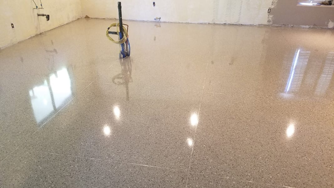 Commercial Terrazzo Flooring Treadwell