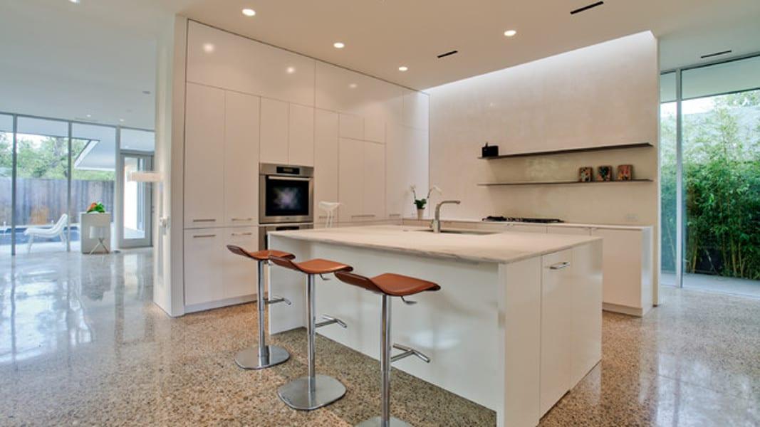 Residential Terrazzo Flooring Treadwell